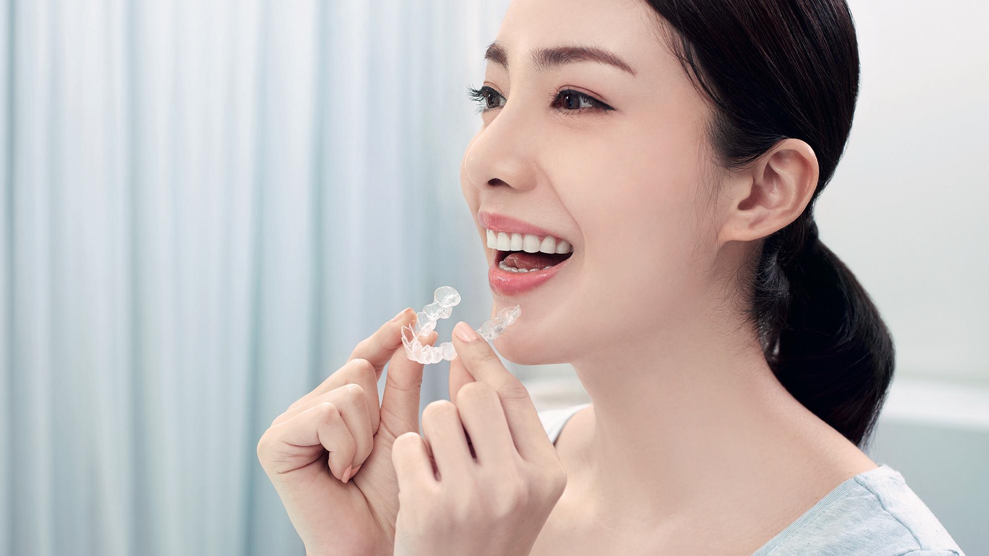 マウスピース型矯正歯科装置(インビザライン)について